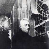 François Lorin et Alfred Manessier, Abbeville