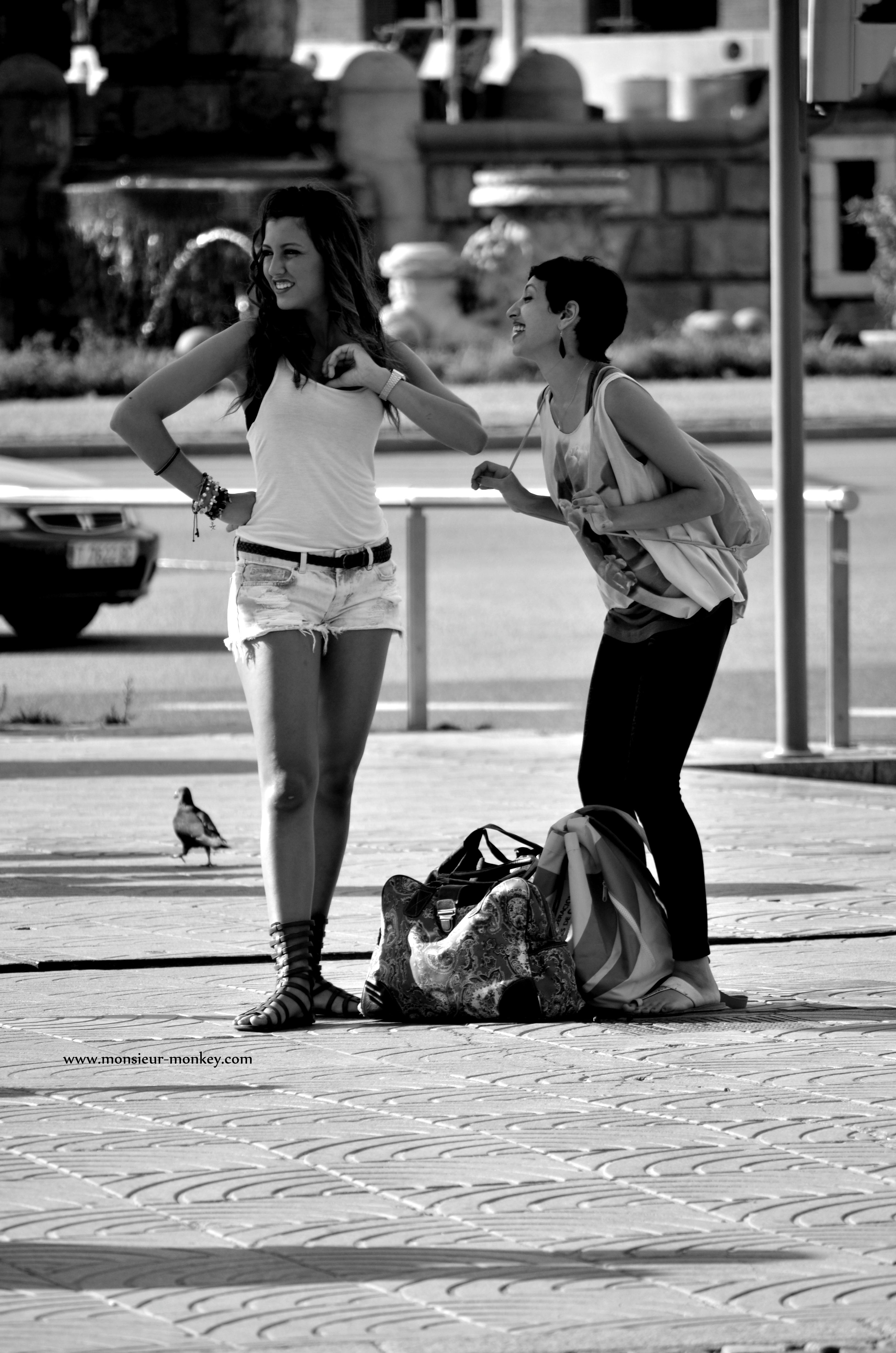 Gossip girls Barcelona