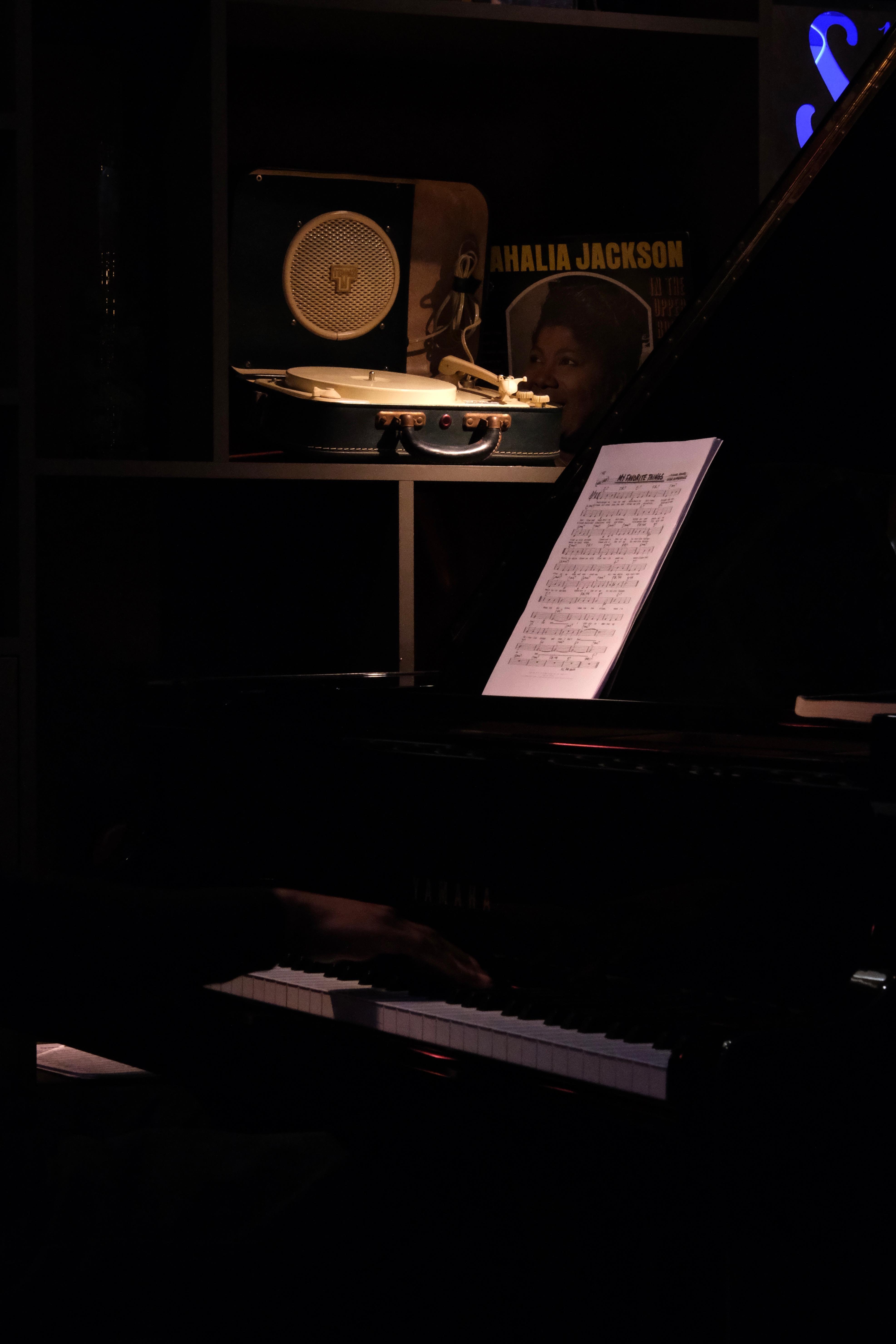 Piano Player Lyon