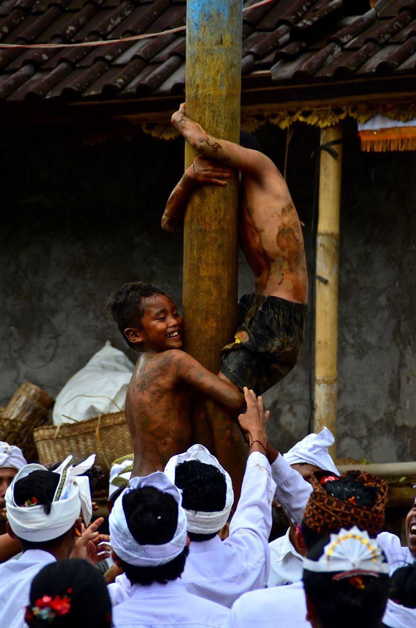 Rite of passage Bali
