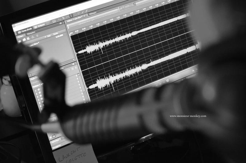Recording Spain