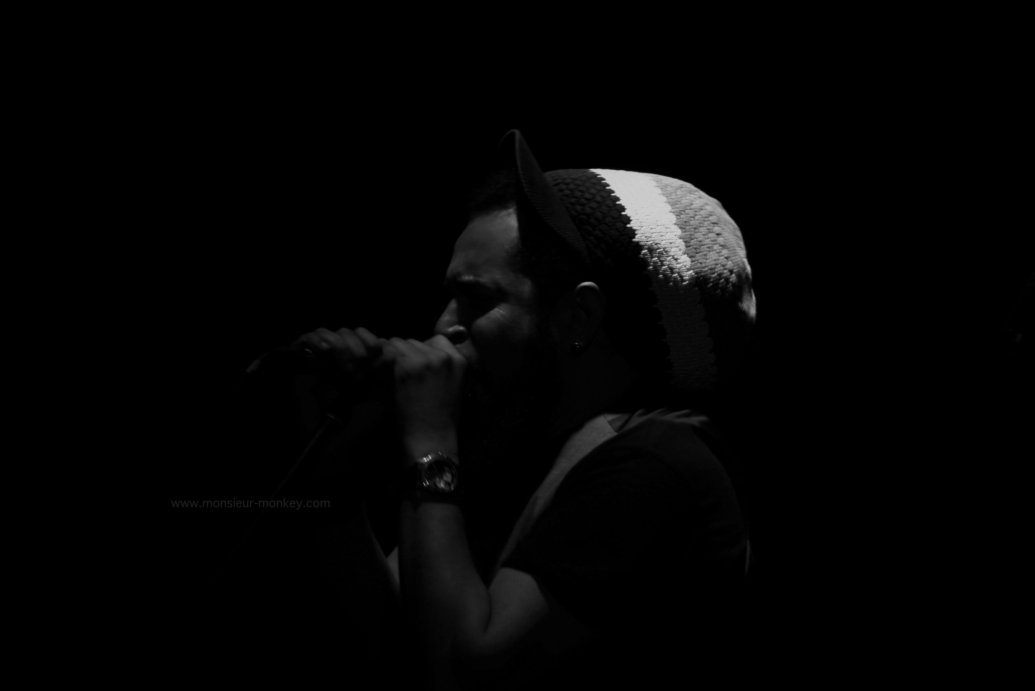 Singer live Barcelona