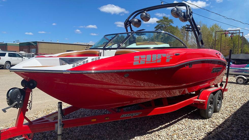 Sanger 231 SL - Red