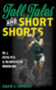Book cover for Tall Tales and Short Shorts