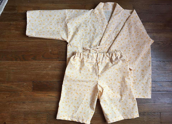 Jinbei - taille 10 ans