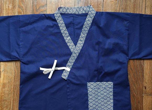 Veste de kimono (été) -5/6 ans