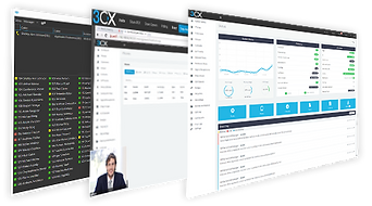 3CX Multi-screen