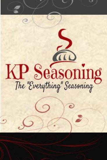 KP Seasoning - 9oz Bottle