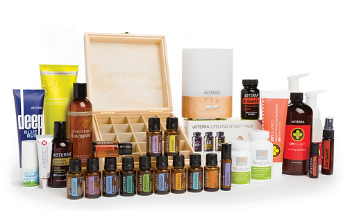 Natural Solutions DoTerra