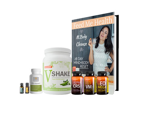 M.Body Cleanse Starter Kit