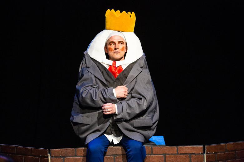Tales With Teeth - Humpty Dumpty
