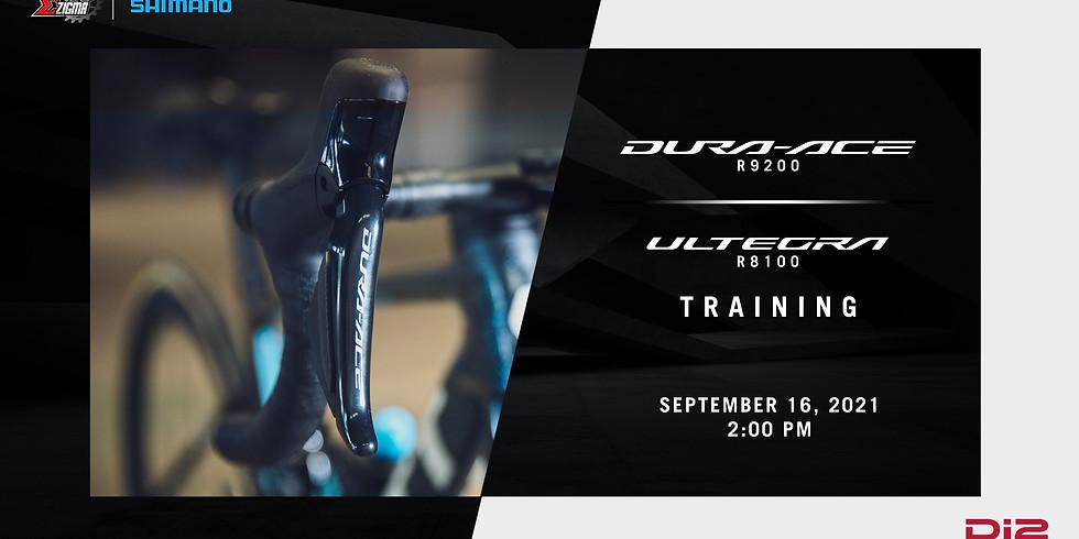 Shimano Dura-Ace and Ultegra Training 2021