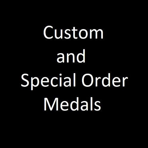 Special Order Medals Payment Portal