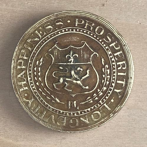 Renaissance Medal Die Trial