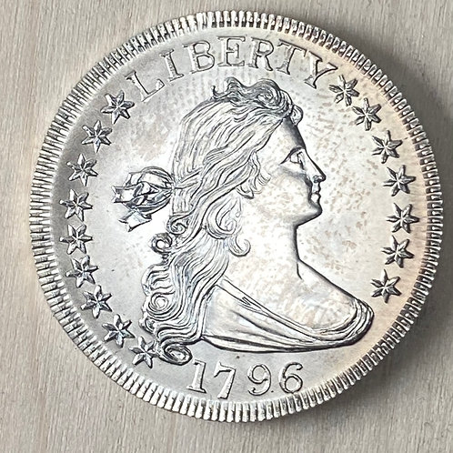 1796 16 star Half Dollar reproduction