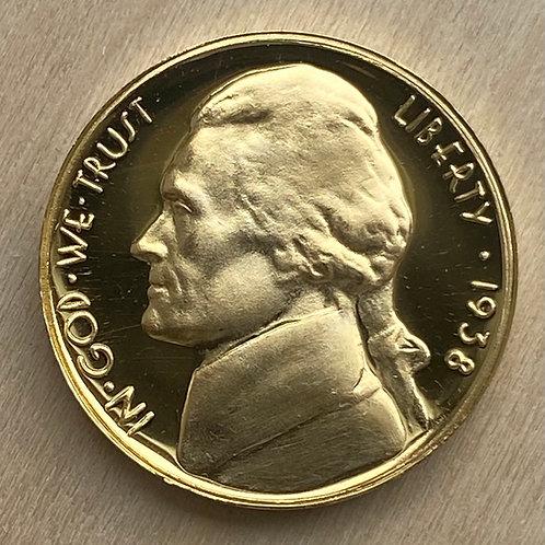 Felix Schlag Jefferson - Gold