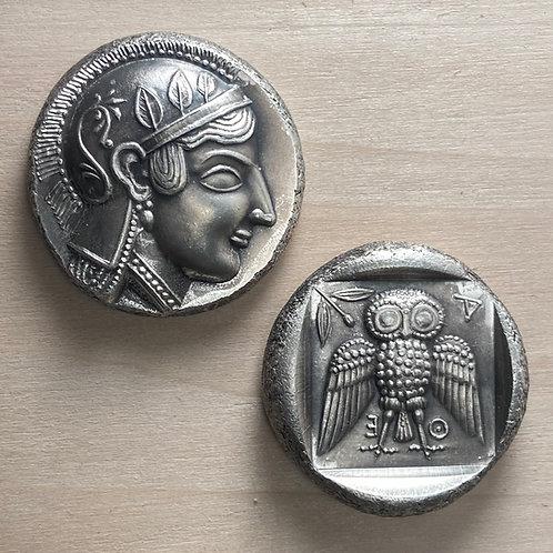 Decadrachm of Athens