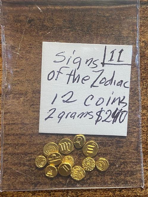 Miniature Gold Coin Grab Bag!