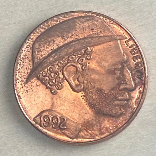 1992 OHNS token.