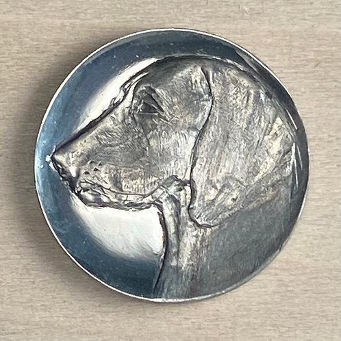 Ron Landis Carved Hobo Nickel - #83