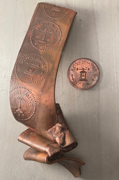Roller Milled Coinage