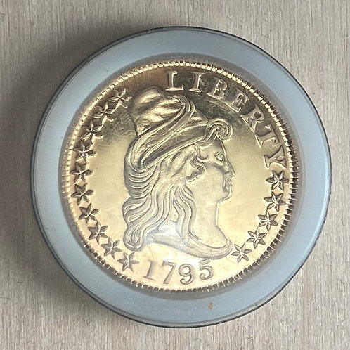 1795 Half Eagle Proof reproduction