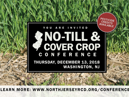 New Jersey No-till and Cover Crop Conference