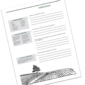 Agricultural Conservation Planning Tool