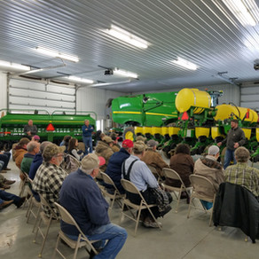 No-till Tips and Tricks Field Day