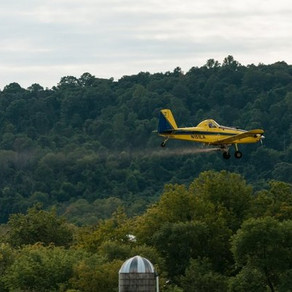 Keeping it Green and Growing: Using Airplanes to Improve Soil Health in New Jersey