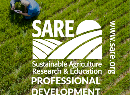 SARE Profession Development Grant: No-till and Cover Crop Education Program