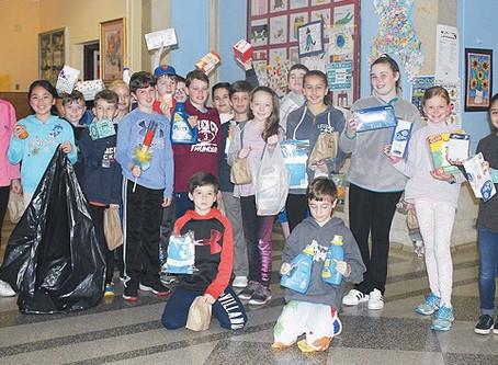 Stratford's Kids Helping Wildlife