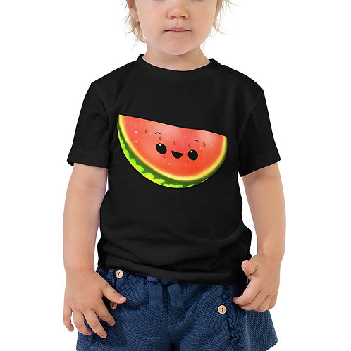 Toddler Short Sleeve Tee - Watermelon