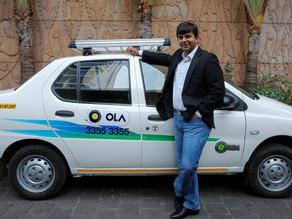 OLA - The Cab Revolution