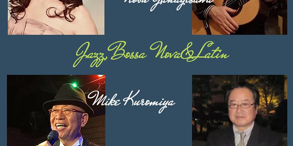 12月10日19時半/Jazz,Bossanova&Latin
