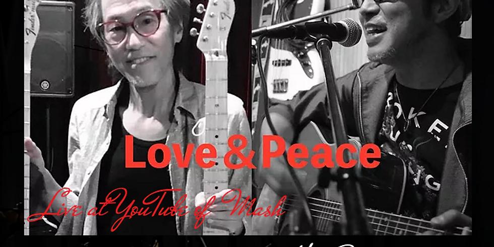 10月19日19時半/Love&Piece Live!