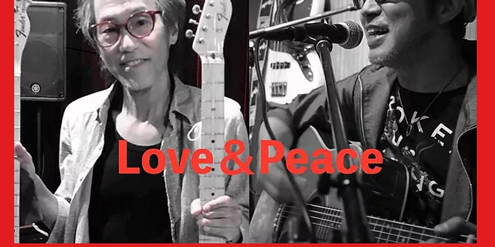 4月10日18時/Love&Peace Live!