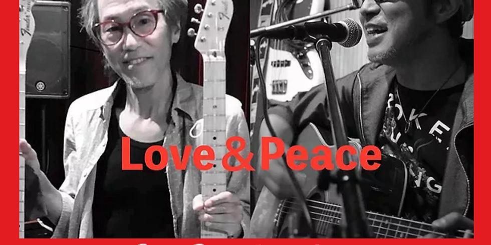 2月13日17時半/Love&Peace Live!