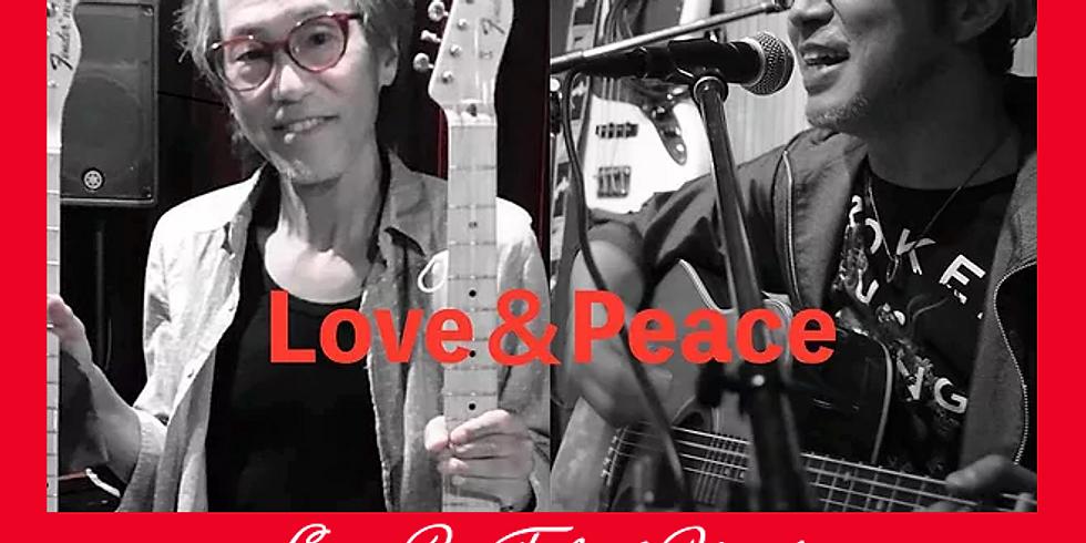 6月27日17時/Love&Peace Live!