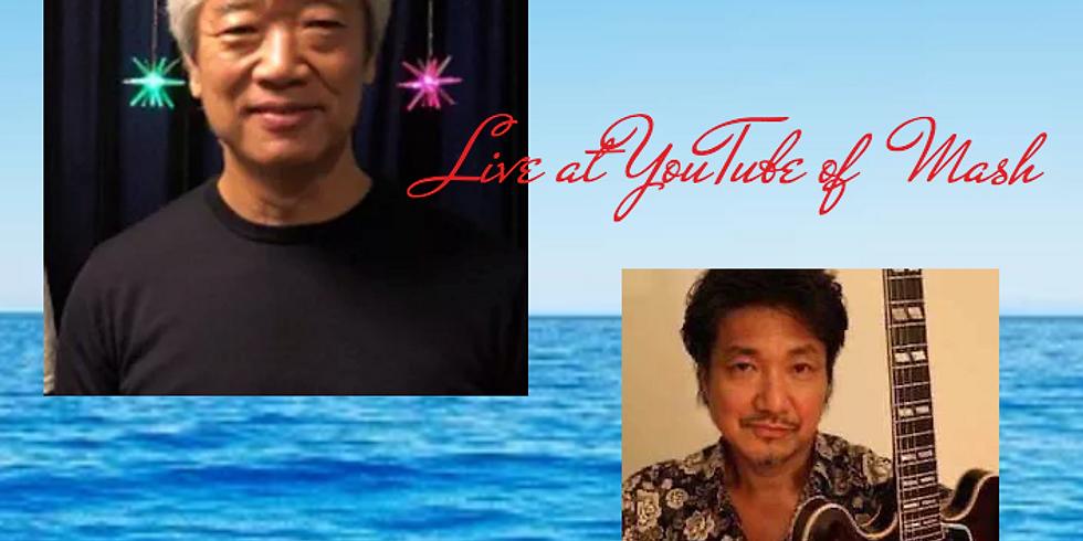 【後売り】8月19日19時半/清水仁 Live!with小沢勝巳