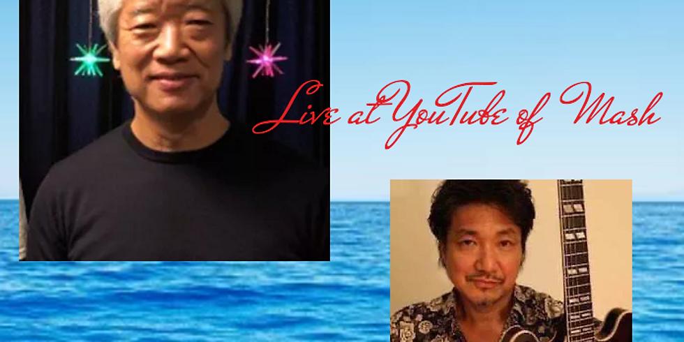 【後売り】7月22日19時半/清水仁 Live!with小沢勝巳