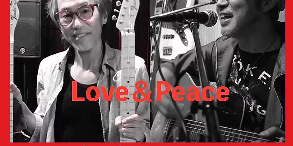 12月11日19時半/Love&Piece Live!
