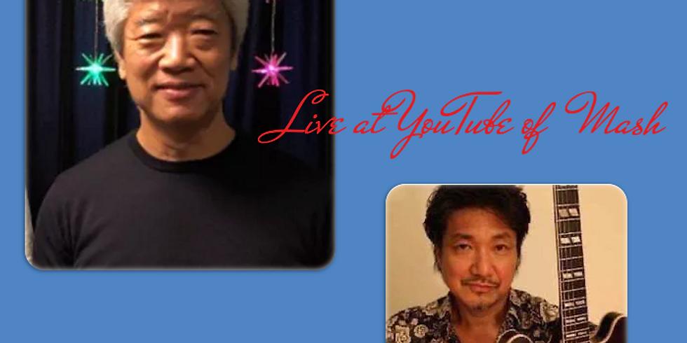 10月20日19時半/清水仁with小沢勝巳 Live!