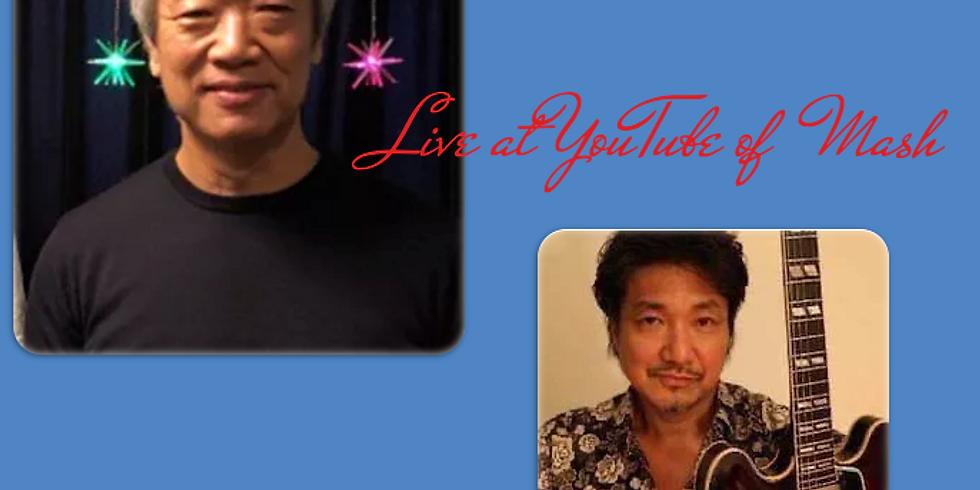 9月17日19時半/清水仁 Live!with小沢勝巳 第3回
