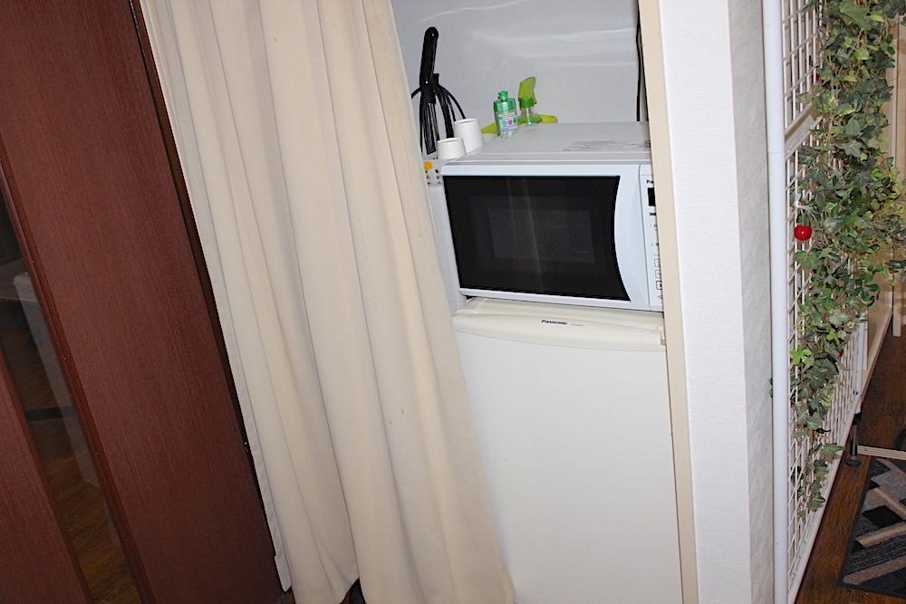 Microwave,Refrigerator
