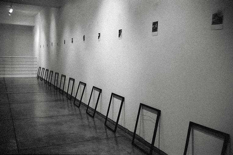 Montaje Exhibición Pozuzo 2005, Lima.