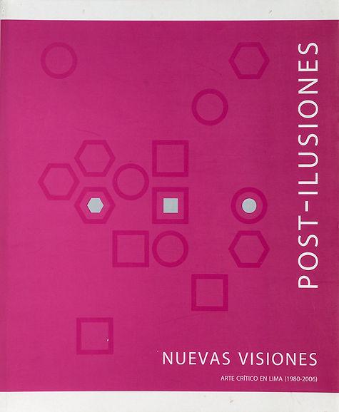 Arte Contemporáneao de Lima 1980-2006.