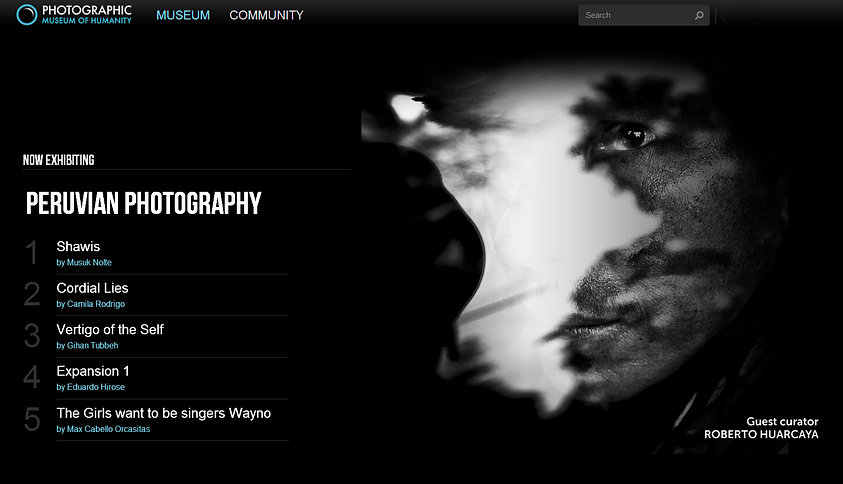 Web Photographic Museum of Humanity