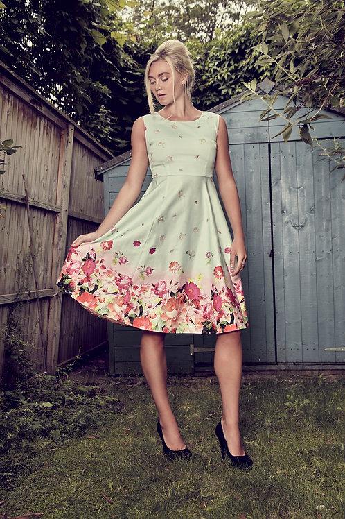 Floral Circle Dress