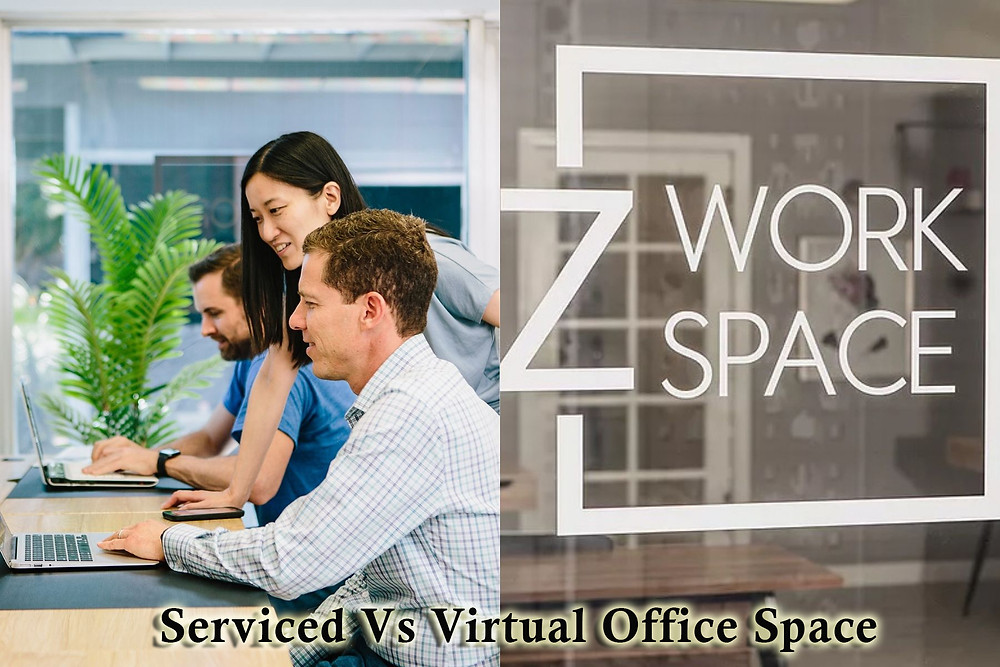 Serviced Vs Virtual Office Space